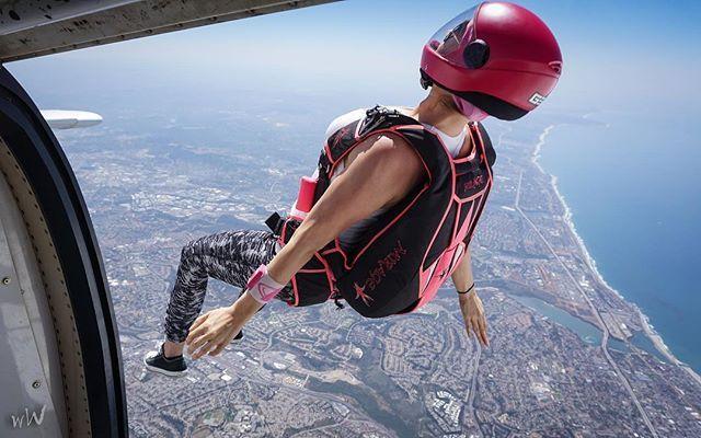 Okayyshannon Skydiving Rawnegade Skydiving