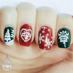 Great holiday nail stamps for that Christmas lover in your family ==>> https://urbantrend.store/collections/womens-apparel/products/christmas-nail-stickers?variant=28339187073