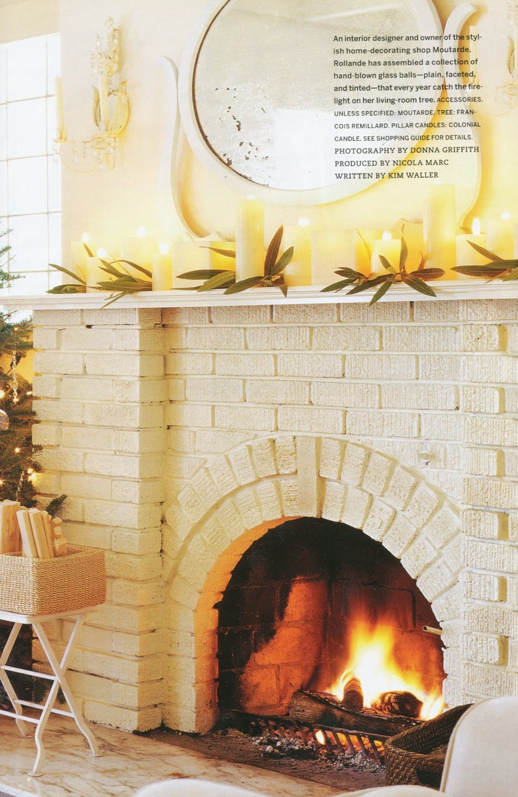 159 best painting brick fireplace images on pinterest fireplace