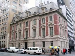 My favorite museum in NYC. Succesionists from Germany and Austria. Great Viennese cafe, too.