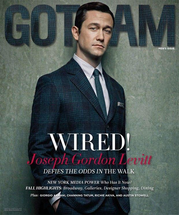 Джозеф Гордон-Левитт в Gotham Magazine (Интернет-журнал ETODAY)