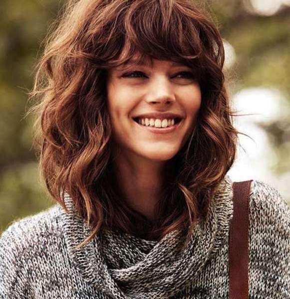 Super Oltre 25 fantastiche idee su Tagli per capelli di media lunghezza  LT68