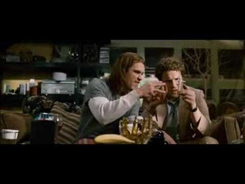 Pineapple Express 4 minute clip HD