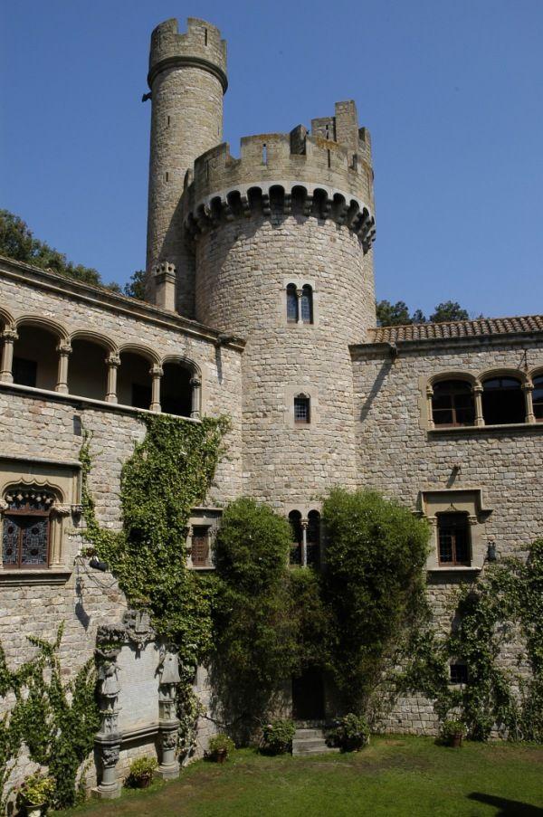 Castell de Santa Florentina | Canet de Mar, Barcelona (próximo escenario de Juego de Tronos | Game of Thrones)