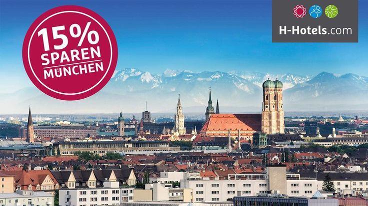 TOP DEAL FÜR MÜNCHEN - spart im Juli 15%! Im H4 Hotel München Messe und im H2 Hotel München http://ift.tt/2sjjx1u  Reisezeitraum: 04.07 bis 10.09.2017 #h4hotel #hhotels #h2hotels #hotel #deal #travel #angebot #münchen #travelingram #dealoftheday #abindenurlaub