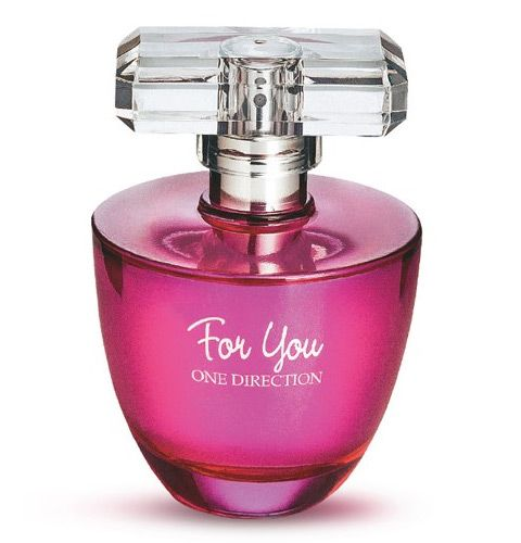Avon prepared a new fragrance specifically for the Brazilian market. For You by One Direction is dedicated to fans of the British boy band One Direction, which already has its own line of perfumes (Our Moment, That Moment and You & I), under the license of Eden Parfums ...