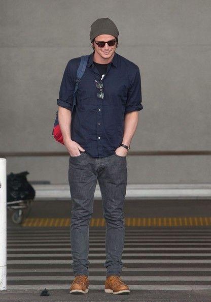 » ジョシュ・ハートネット、LAX空港にて | 海外セレブ&セレブキッズの最新画像・私服ファッション・ゴシップ | Jinclude