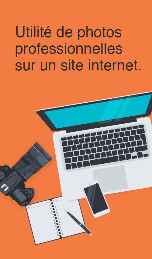 Utilité de photos professionnelles sur un site internet - Article du blog de www.resonancecommunication.com agence de communication à Carcassonne