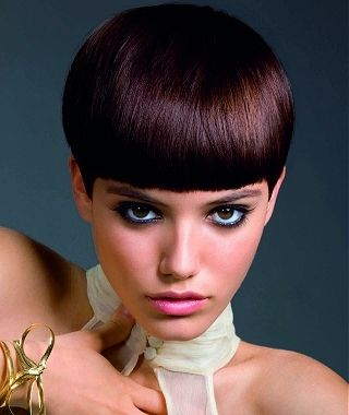 Mod Bang Hairstyles | ... youcan find the perfect classy 60s short mod hairstyle you cravefor