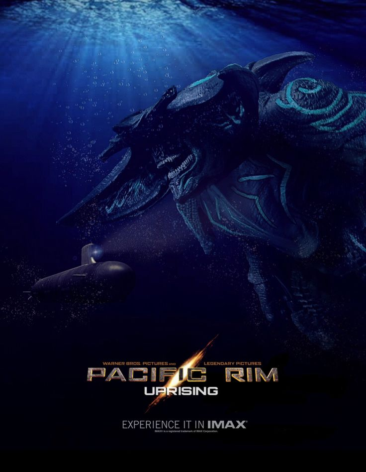 PACIFIC RIM UPRISING by Pacific Shatterdome. IG: pacific_shatterdome.