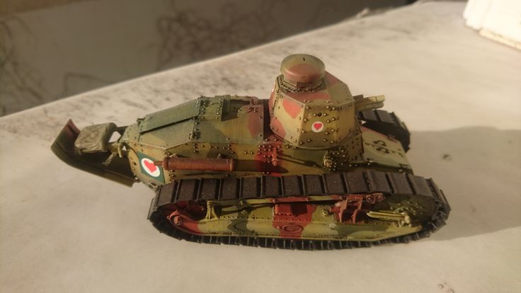 Renault FT WWI 1/35