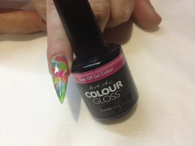 22 best artistic polish nail art images on pinterest facts artistic colour gloss nailart artisticnaildesign colourgloss prinsesfo Image collections