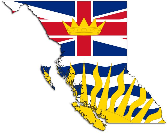 British Columbia~ Splendor Sine Occasu ~Splendour Without Diminishment~