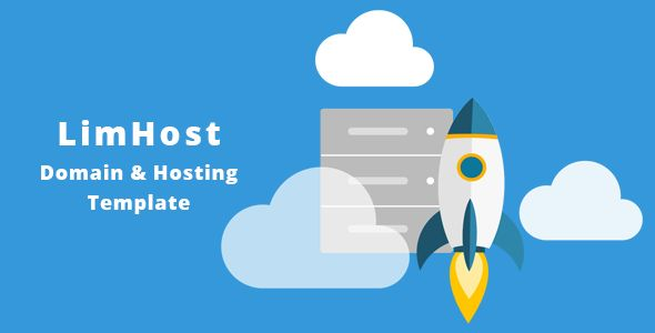 LimHost Domain & Hosting Template (Hosting) - http://wpskull.com/limhost-domain-hosting-template-hosting/wordpress-offers