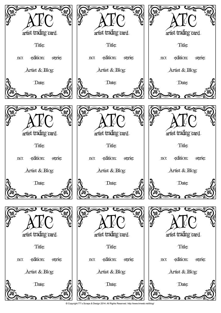 19 best images about atc on pinterest scrapbook kit vintage and