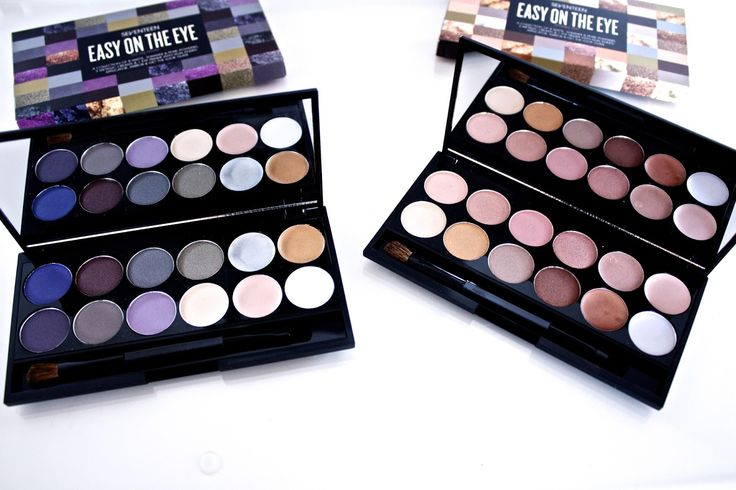 SEVENTEEN Easy On The Eye Palettes   Birthday Suit