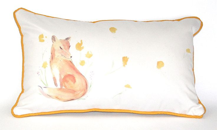Sunshine for foxy Spring Fox. Spring/Summer collection 2014.
