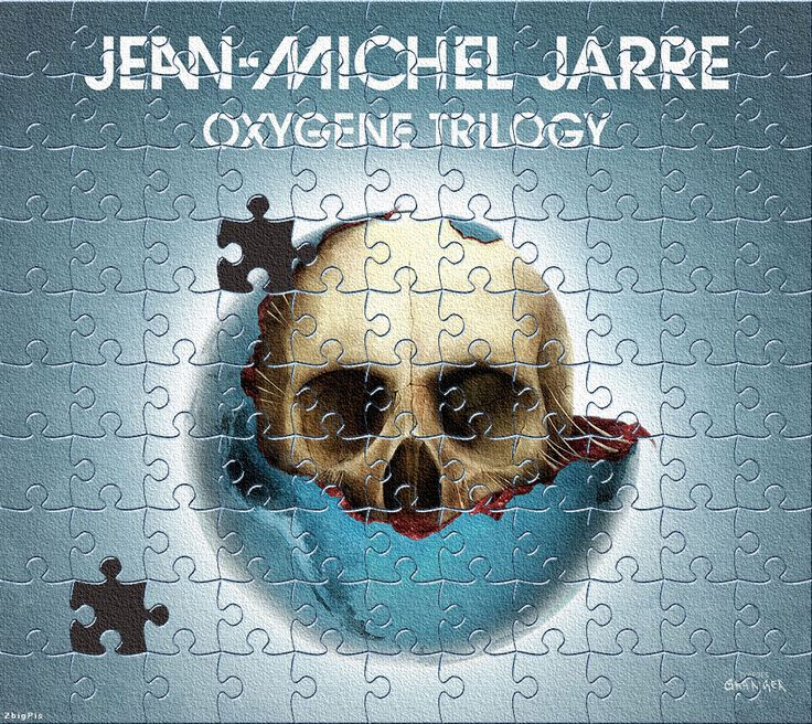 J.M. Jarre - Oxygene 3 (by zbigpis)