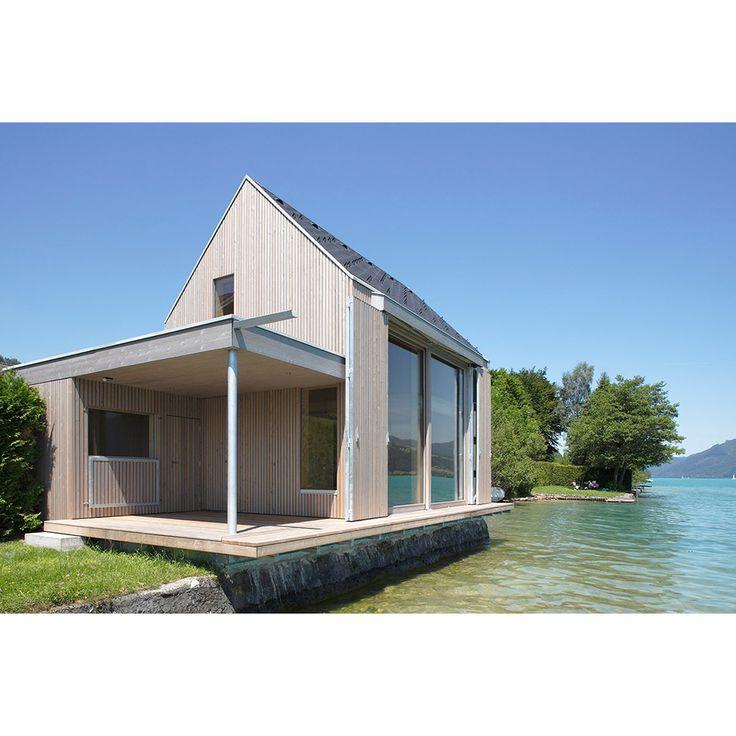 0088 Ferienhaus Haus Am See Lhvh Architekten: ARCHITEKTEN LUGER & MAUL