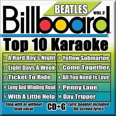 Billboard Top 10: Beatles 2 & Various - Billboard Top 10: Beatles 2 / Various (CD)