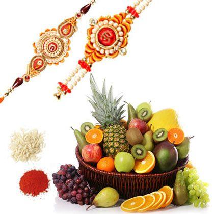 Choose Express Rakhi Delivery to Send Rakhi Instantly - Rakhi Gifts Online