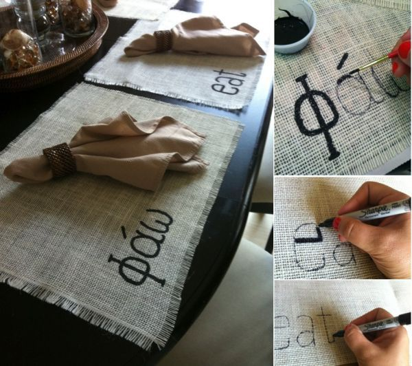 Have you ever crafted with burlap? Check out these beautiful 10 Chic DIY Burlap Projects!