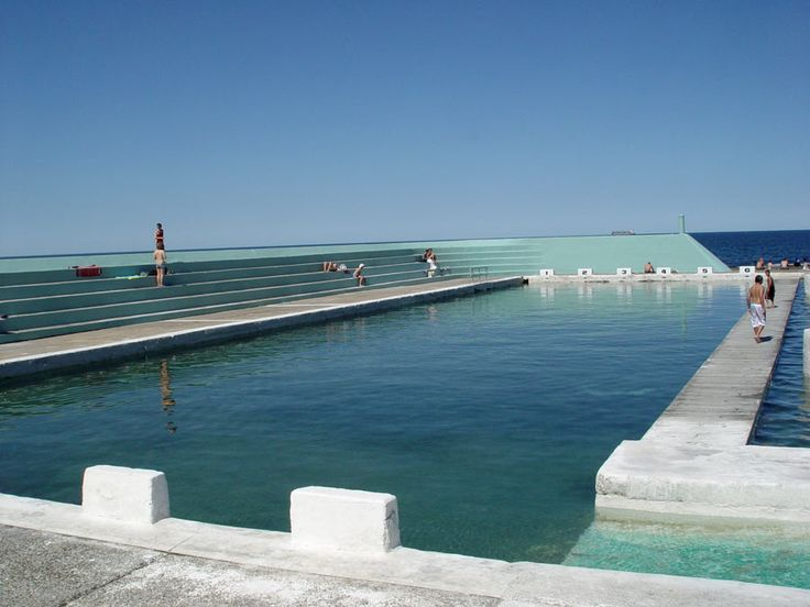Newcastle Baths- NSW Australia..used to be my daily swimming hole....it will again!!