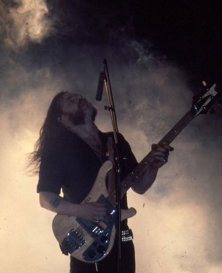 Lemmy Kilmister, Mötorhead