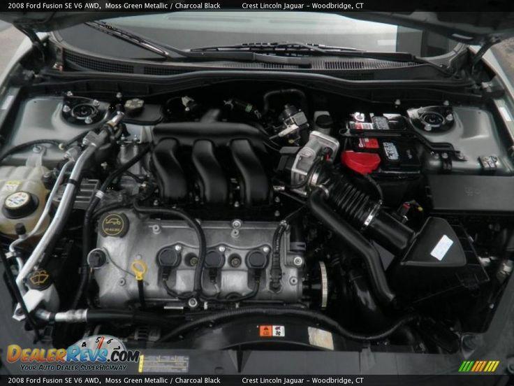 2010 ford fusion engine 3.0 l v6