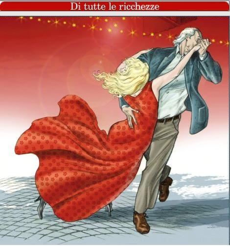 """E' un regalo per il cuore del lettore.  E' bello, bellissimo, in """"Di tutte le ricchezze"""" ritrovi tutto quel che Benni esprime nei suoi libri, quindi l'amore per la natura, l'amore per l'arte, l'amore per le parole, l'Amore.  http://recensionelibri.wordpress.com/2012/12/27/di-tutte-le-ricchezze-stefano-benni/"""