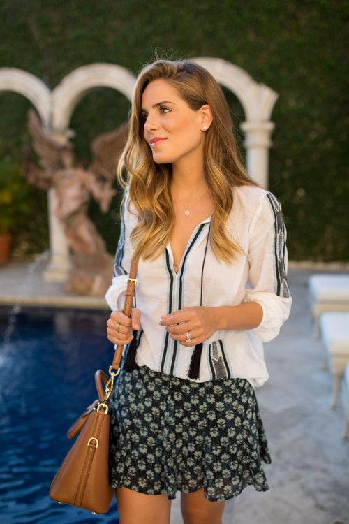 Easy Everyday Outfit - Gal Meets Glam
