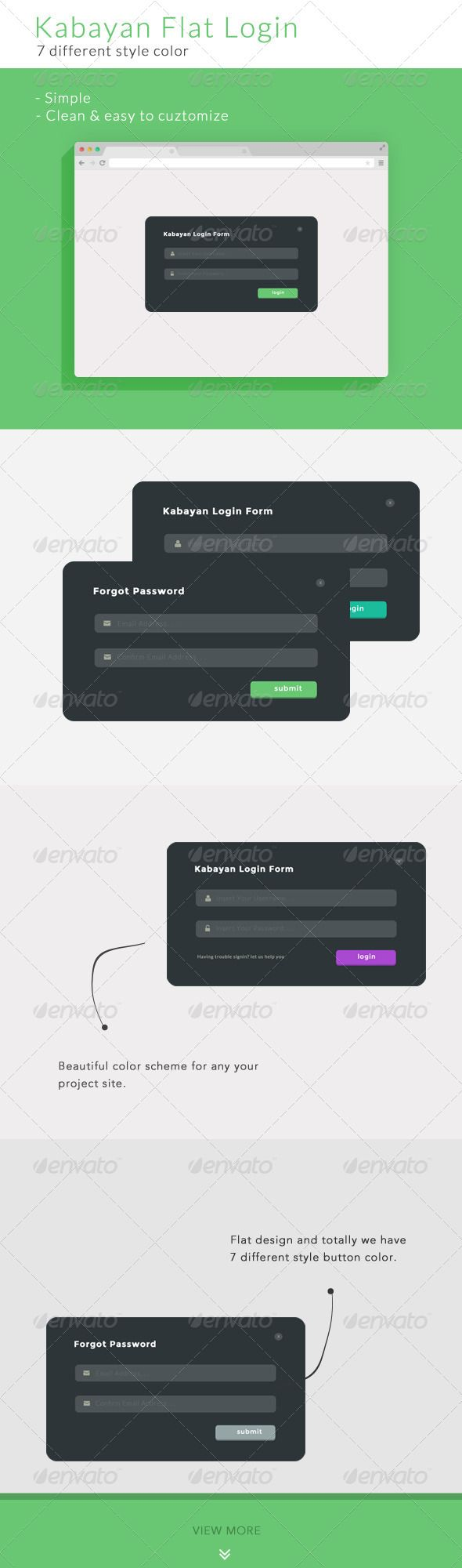 22 best PSD Form Template images on Pinterest   Psd templates ...
