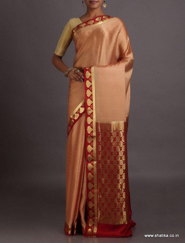 Manyata Opulent Ornate #MysoreSilkSaree