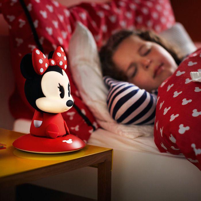 Minnie Portable Lamp, Disney Lights, Globug - Kids & Home Lighting