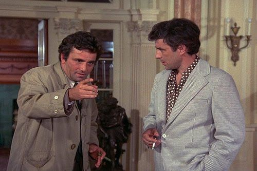 "Signs That You're A Murderer In A ""Columbo"" Episode"