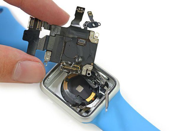 iNside the Apple Watch