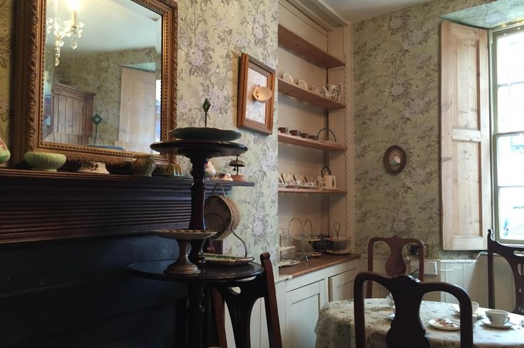 The Dwelling House, at 6 Fore St., is the perfect spot for a Cornish Cream Tea featuring their homemade scones. It is a charming B&B with two tea rooms on the lower level. #globalphile #travel #tips #destinations #lonelyplanet #vacation #foodie #tea #bestof #hightea #afternoontea http://globalphile.com/destination/fowey-penzance-st-ives-cornwall-england/