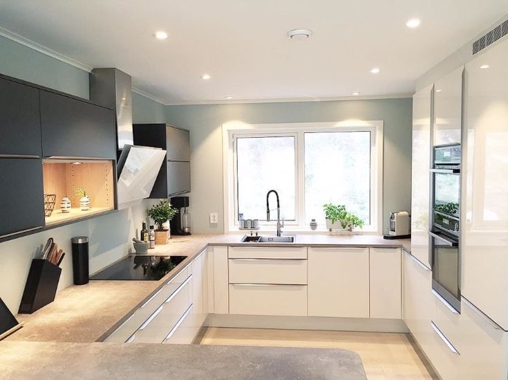 Küchenideen – #Aufbewahrung #deko #Farbe #Grau #H…
