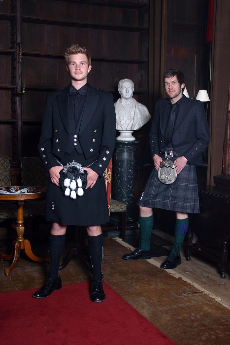Scottish Wedding Outfits