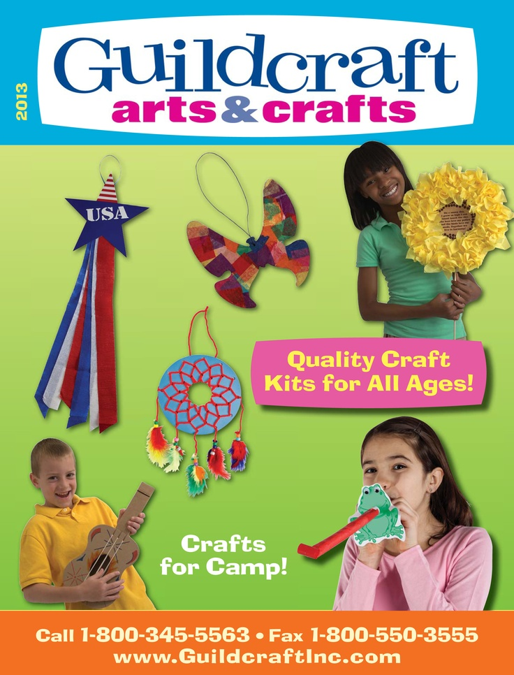 12 best craft supplies images on pinterest craft for Guildcraft arts and crafts