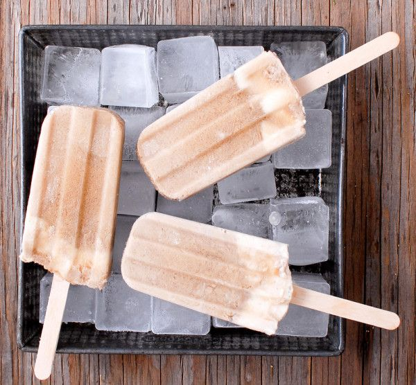 Root beer float popsicles - BoulderLocavore.com
