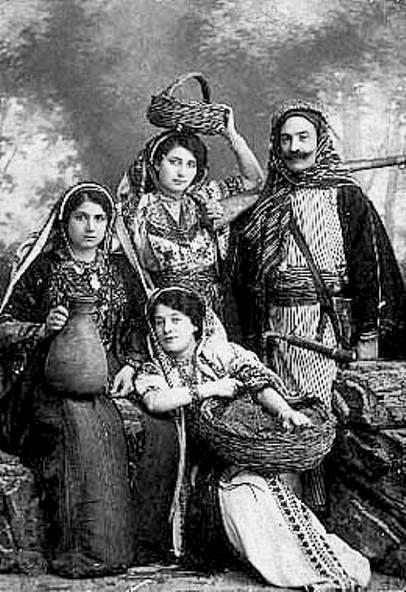 In Bethlehem, Palestine, in 1890