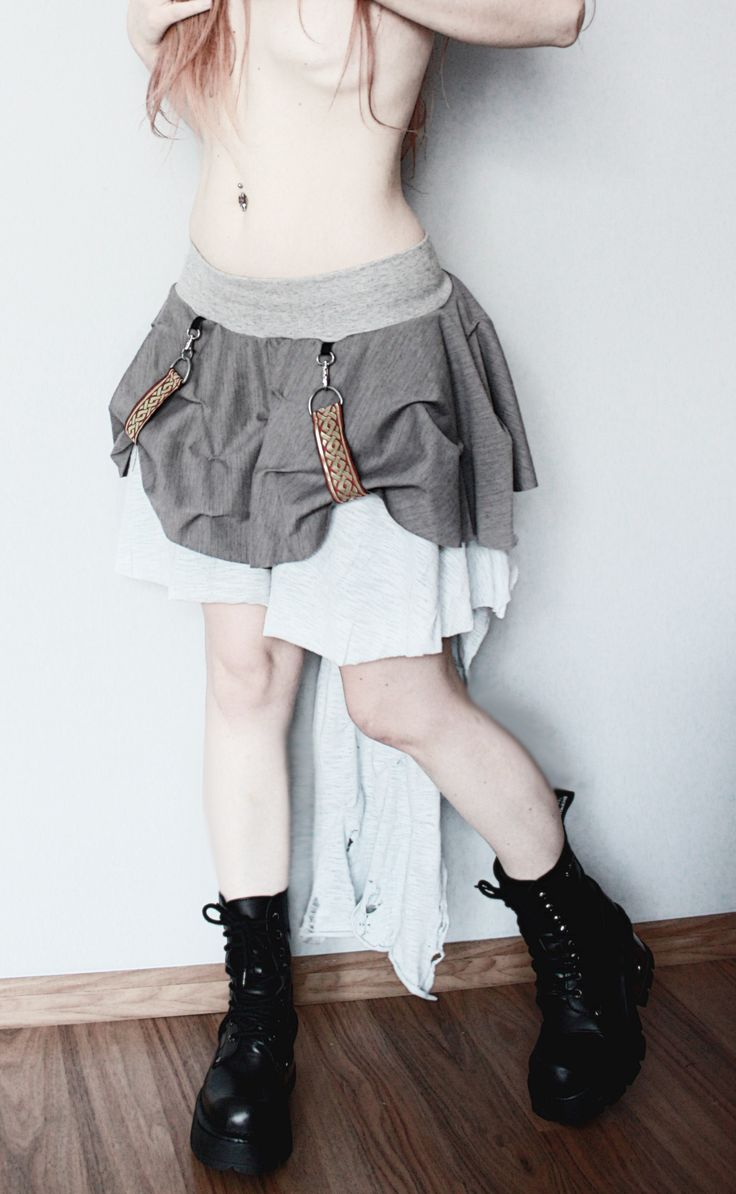 A skirt inspired by the very old times. Kind of historical and royal.