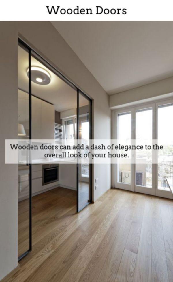 Wooden Internal Doors With Gl | Cheap Doors | Fire Doors ... on
