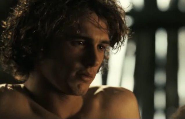 "James Franco in ""Tristan + Isolde"""