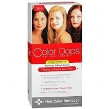 Color Oops Extra Strength Hair Color Remover at Walgreens. Get free shipping at $35 and view promotions and reviews for Color Oops Extra Strength Hair Color Remover