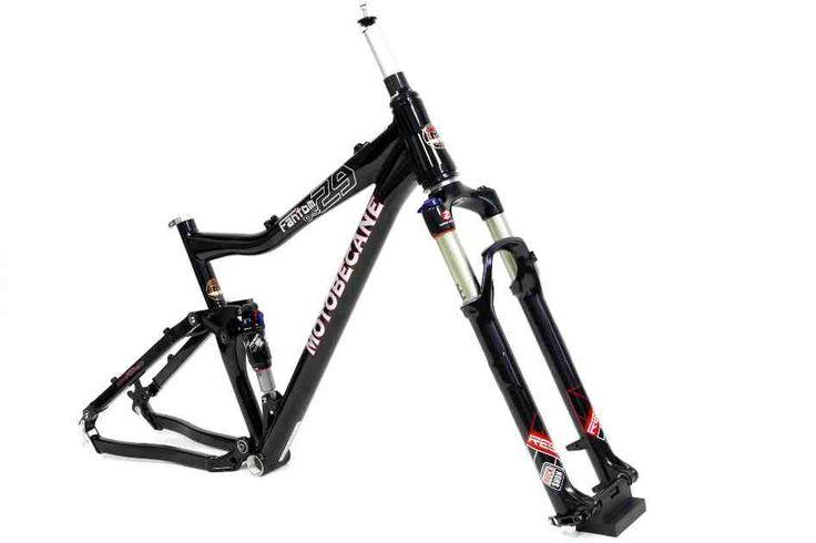 Full Suspension Mountain Bike Frame for Sale