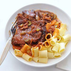 Recept - Italiaans draadjesvlees - Allerhande