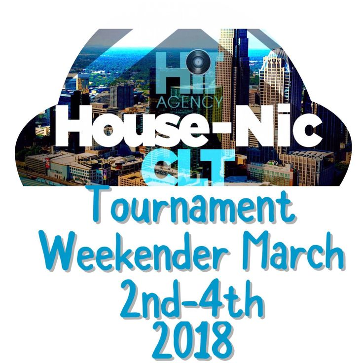 Gary Wallace of The Hit Agency officially announces House-NIC Tournament Weekender March 2nd - 4th 2018.  CHARLOTTE, NC (September 18,2017) - - March 2nd-4 , 2018, CIAA Tournament Weekend Charlotte will unleash it's first ever House-Nic. Presented by the Hit Agency, this spring weekender will be jam packed with entertainment, featuring local and international Djs and Artists playing hours of nonstop  http://www.djmarcuswade.com/?p=308 DJ Marcus Wade  #Charlotte, #CIAA,