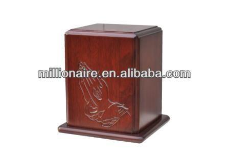 Venta al por mayor de la cereza de madera cremación urna para las cenizas-Suministros funerarios-Identificación del producto:60476093961-spanish.alibaba.com